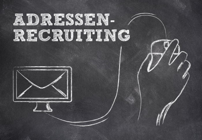 Adressen-Recruiting
