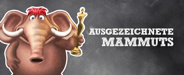 ausgezeichnete Mammuts, Ausbildung Kundenberater