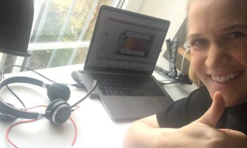 Jantje Bogena ist online Coach