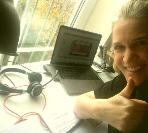 Online-Training mit Jantje