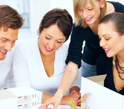 Online Lernen, Gruppenarbeit